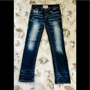 Big Star Liv Cropped jeans
